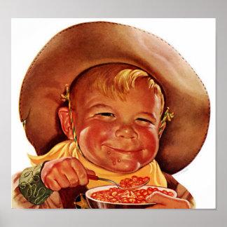Rootin Tootin Cowboy Poster