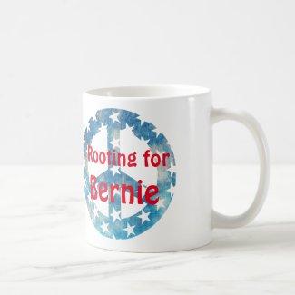 Rooting for Bernie Coffee Mug