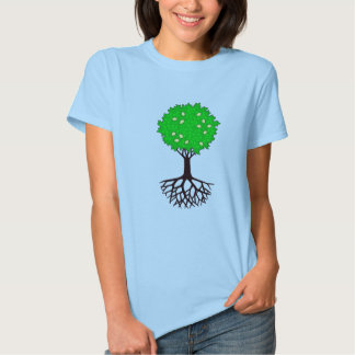 Roots And Zest Girly Tee