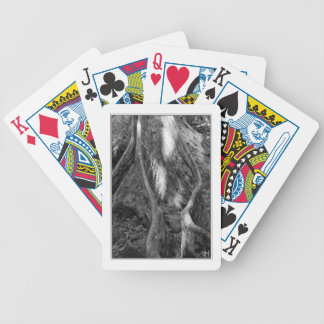 Roots Bicycle Playing Cards