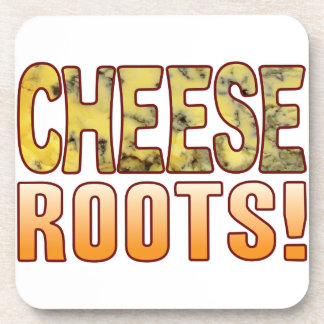 Roots Blue Cheese Beverage Coaster