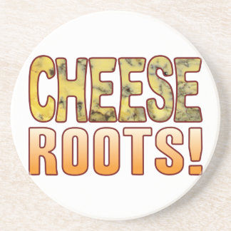 Roots Blue Cheese Sandstone Coaster