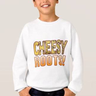 Roots Blue Cheesy Sweatshirt
