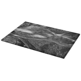 Roots Cutting Board