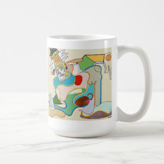 """Roots Doctor"" by Ruchell Alexander Classic White Coffee Mug"