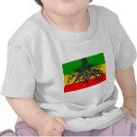 Roots Flag T Shirt