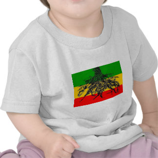 Roots Flag T-shirt
