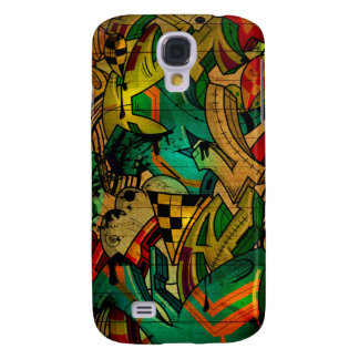 Roots Galaxy S4 Cover