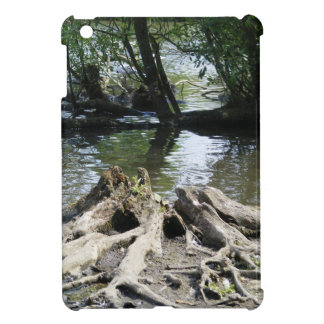 Roots in water cover for the iPad mini
