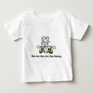 Roots Lion Baby T-Shirt