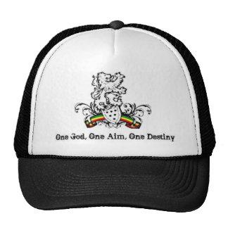 Roots Lion Trucker Hats