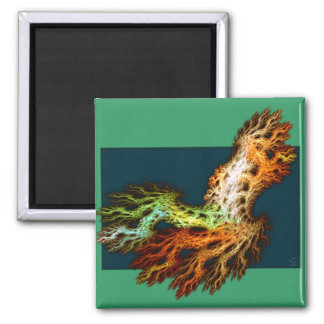 Roots Refrigerator Magnets