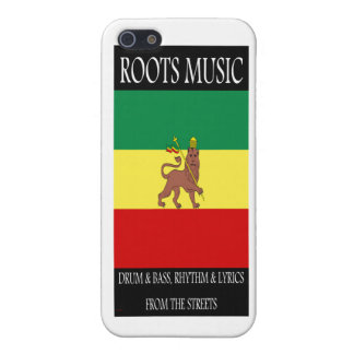 Roots Music Lion of Judah iPhone SE/5/5s Cover