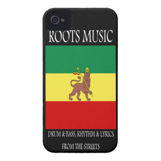 Roots Music Rasta Reggae Case-Mate Case