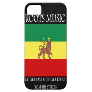 Roots Music Rasta Reggae iPhone 5 Case