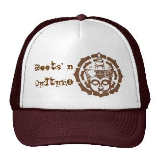 Roots' nCulture Trucker Hats