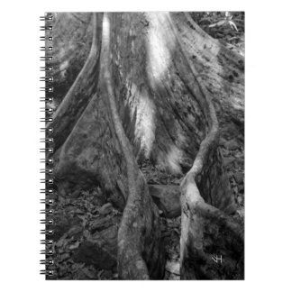 Roots Spiral Notebooks