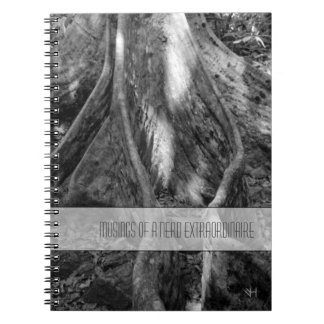 Roots Spiral Note Book