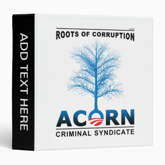 Roots of Corruption Binder