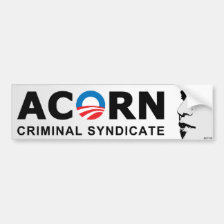 Roots of Corruption Bumper Sticker