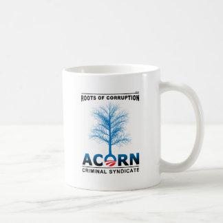 Roots of Corruption Coffee Mug