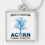 Roots of Corruption Keychains
