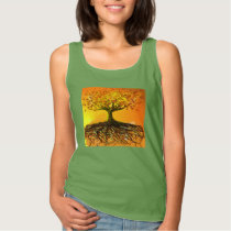 Roots of Love Tank Top