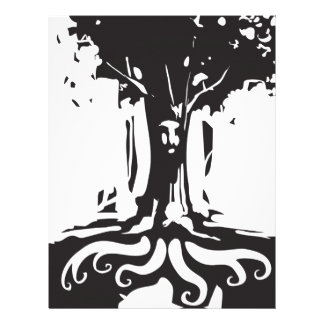 Roots of the Spirit Letterhead