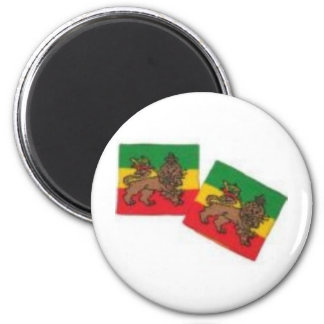 ROOTS RASTA COLLECTION REFRIGERATOR MAGNET