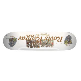 Roots Reggae Skate Board Deck