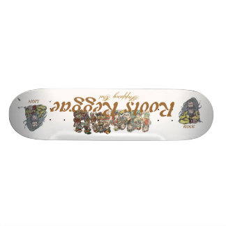 Roots Reggae Skateboard Deck