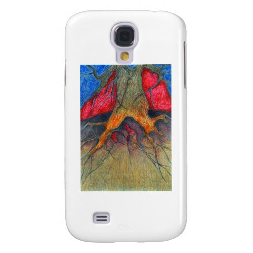 Roots Samsung Galaxy S4 Cover
