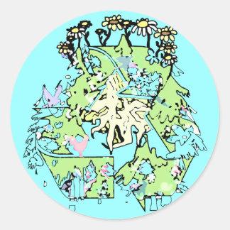 Roots Sticker