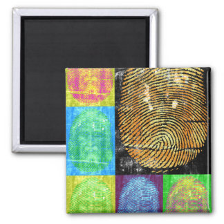Roots & Thorns 2014 2 Inch Square Magnet