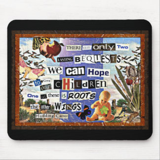 Roots & Wings Mousepads