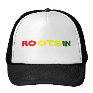 Rootsin Trucker Hat