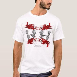 RootSkeleredblk T-Shirt