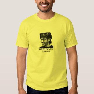 Rootstrikers.org -- Aaron Swartz Tee Shirt