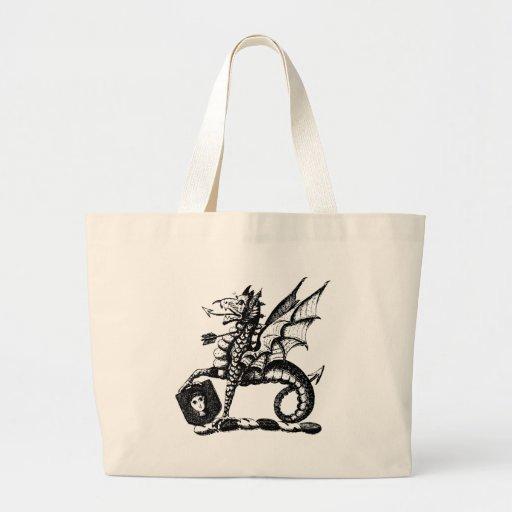 Ropa 10 del dragón bolsas