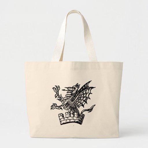 Ropa 16 del dragón bolsa
