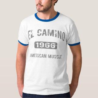 Ropa 1966 del EL Camino Playera