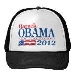 Ropa 2012 de Barack Obama Gorro De Camionero