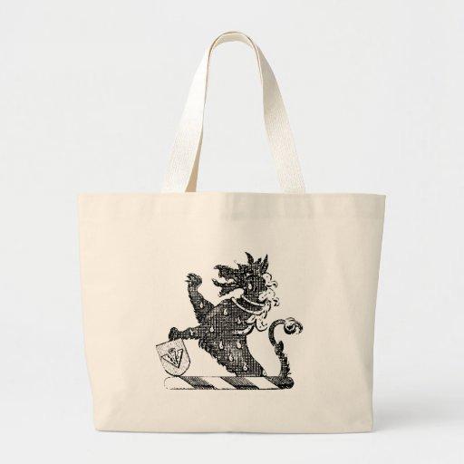Ropa 24 del dragón bolsas