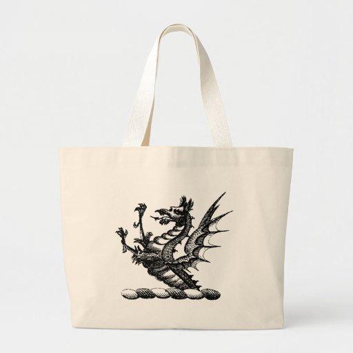 Ropa 32 del dragón bolsas