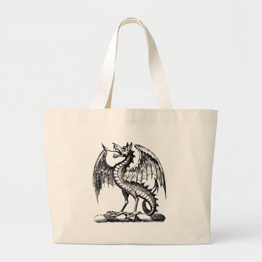 Ropa 37 del dragón bolsas de mano