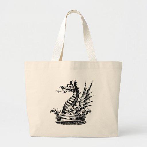 Ropa 41 del dragón bolsa