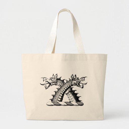 Ropa 49 del dragón bolsa