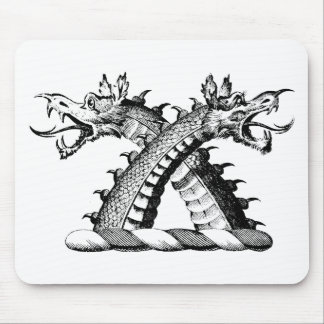 Ropa 49 del dragón tapetes de raton