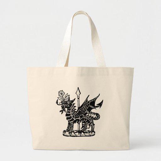 Ropa 8 del dragón bolsas