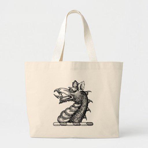 Ropa 9 del dragón bolsa